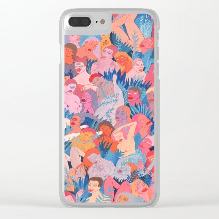 Selva Clear iPhone Case