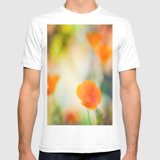 Poppy Rainbow T-shirt