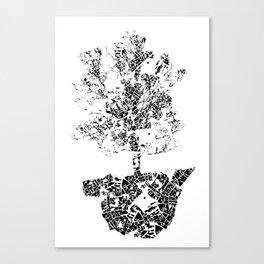 Planted.. Canvas Print