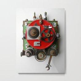 Obo Bot Metal Print