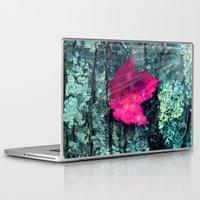 woods Laptop & iPad Skins featuring woods  by mark ashkenazi