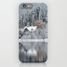 Winter lake Slim Case iPhone 6s