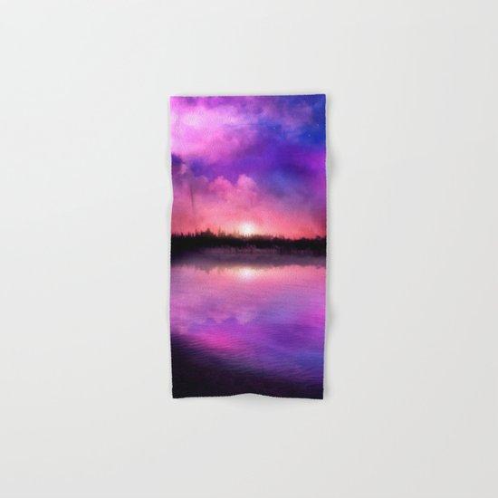Sunset magic Hand & Bath Towel