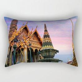Bangkok palace III Rectangular Pillow
