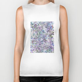 Abstract Artwork Colourful #6 Biker Tank