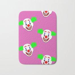 Clowns Revolution Bath Mat