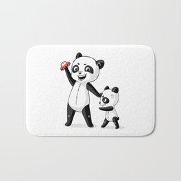Panda Brothers Bath Mat
