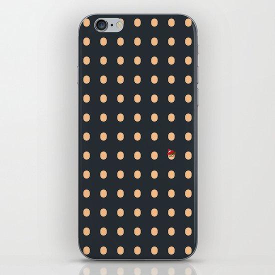 Famous Capsules - waldo iPhone & iPod Skin