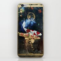 zodiac iPhone & iPod Skins featuring Zodiac : Pisces by Andre Sanchez