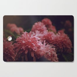 Pink Bellingrath Floral Cutting Board