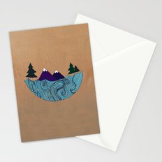 Pacific NorthFresh Stationery Cards