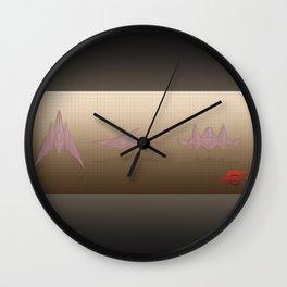 Starfox Arwing Wall Clock