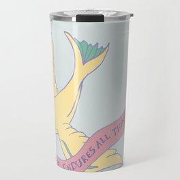 Love Banner Travel Mug