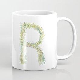 Initial R Coffee Mug