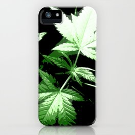 HomeGrown iPhone Case