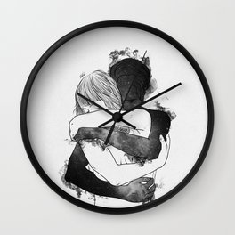 I would keep you forever. Wall Clock