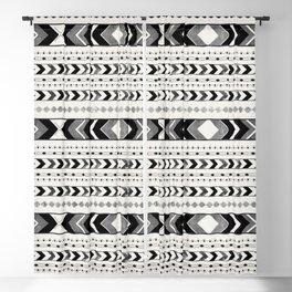 Tribal Arrow Boho Pattern #2 #aztec #decor #art #society6 Blackout Curtain