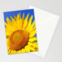 Bold Sunflower Stationery Cards
