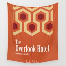 The Overlook Hotel Wall Tapestry