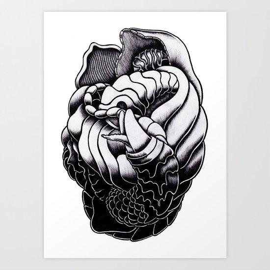 Perverted Art Print