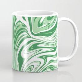 Oil Spill Minted Coffee Mug