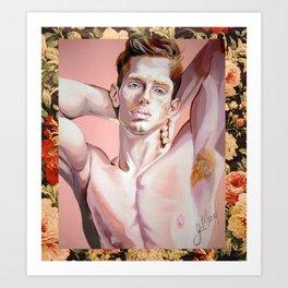 Kevin Art Print