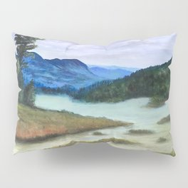 Mountain Overlook Pillow Sham