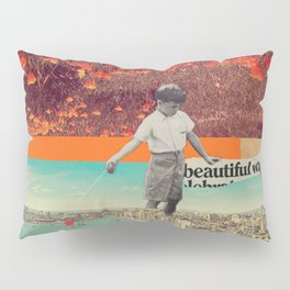 Beautiful Way Pillow Sham