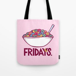 Fruit Loop Fridays Tote Bag