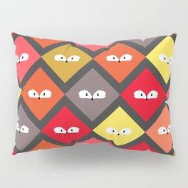 Cute foxes watching you Pillow Sham