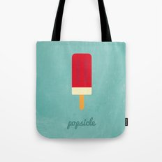 Sweet Tooth - Popsicle Tote Bag