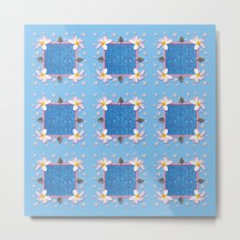 PATTERN - JAPANESE DREAM Metal Print