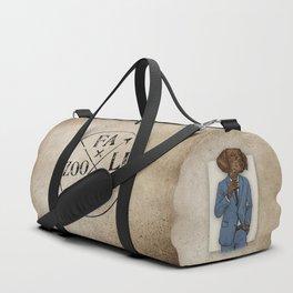 Good Morning, Dapper Doge Duffle Bag