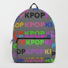KPOP Sketch Backpack