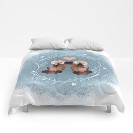 Otter Love Comforters