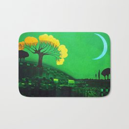 Nigh calm Bath Mat