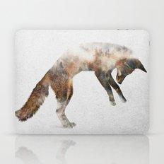 Jumping Fox Laptop & iPad Skin