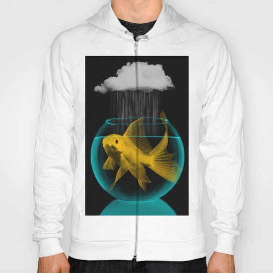 A fish out of water Hoody
