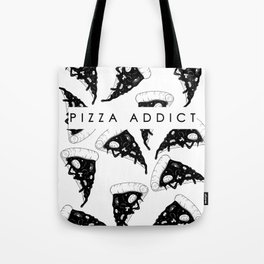 Pizza Addict Tote Bag