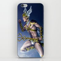 versace iPhone & iPod Skins featuring VERSACE GOD by CARLOSGZZ