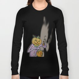 Razorblades and Chocolate Long Sleeve T-shirt