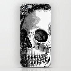 Mr Bones II iPhone Skin