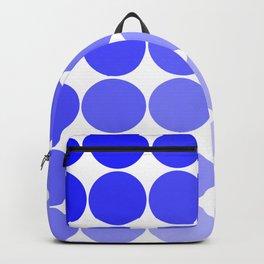 Indigo Circle Color Chart Backpack