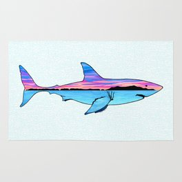 Channel Islands Great White Rug