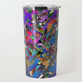 Coastal Beach Grasses Travel Mug