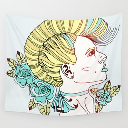 untitled 11 Wall Tapestry