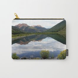 Crystal Lake on the Million Dollar Highway, elevation 9,611 feet Carry-All Pouch