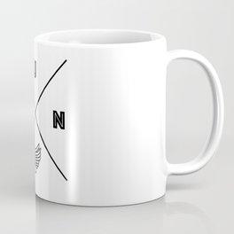 Mercury's Wings Coffee Mug