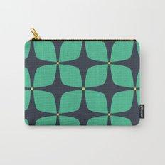 Jasmine Blue Carry-All Pouch