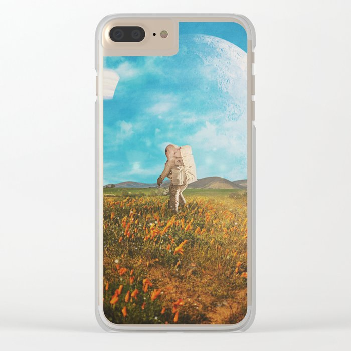 Landloping Clear iPhone Case